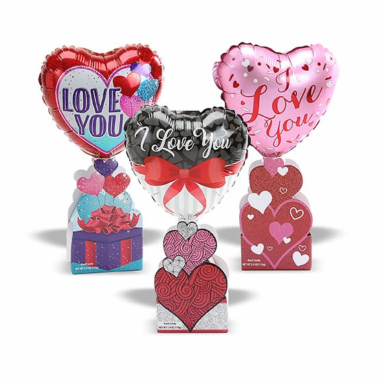 Love Wishes Candy Gift