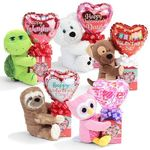 Love and Valentine Plush Gift