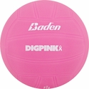 "Baden Mini 4"" Dig Pink Sideout Rubber Volleyballs"