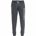 Black Heather Jogger Pants w/ Pockets - Choice of 16 Sports