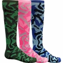 Camouflage Knee High Socks - 4 Color Options