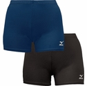 Mizuno Vortex Volleyball Spandex - in Navy Blue or Black