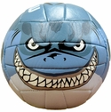 Molten Blue Shark Smiley Face Mini Volleyball