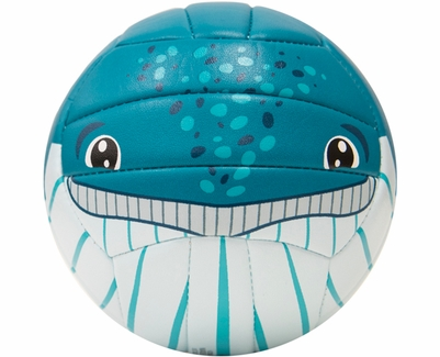 Molten Blue Whale Smiley Face Mini Volleyball