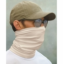 Paragon Sun Protection Neck Gaiter / Face Cover in Sand