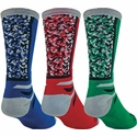Team Color Digital Camo Performance Crew Socks - Lots of Color Options