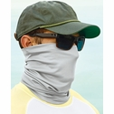 UV Sun Protection Neck Gaiter / Face Covering in 4 Color Options