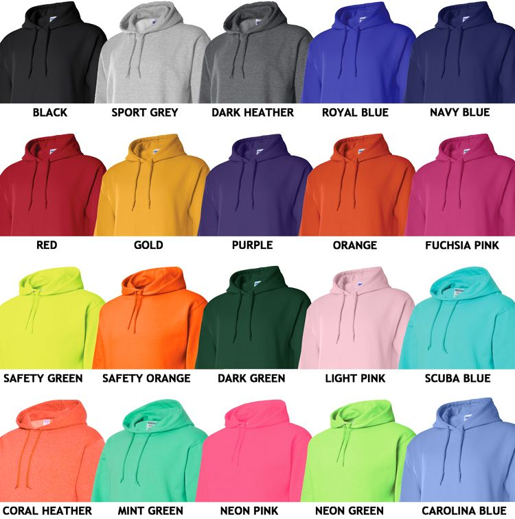 Volleyball Hooded Sweatshirt With Rising Volleyball Design In Choice Of 20 Hoodie Colors Best Sellers