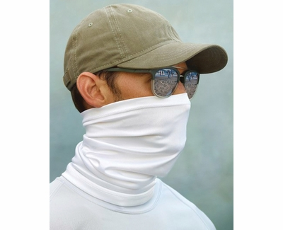 UV Sun Protection Neck Gaiter / Face Covering in 4 Colors