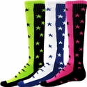 Zenith Stars Knee High Socks - 5 Color Options
