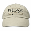 Advice From A Bear Cap