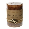 Almond Biscotti Pillar Candle 3 x 4