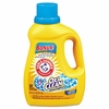 ARM & HAMMER   Plus the Power of OxiClean� Liquid Laundry Detergent 62.5oz Bottle