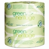 Atlas Green Heritage Toilet Tissue Single Ply 1000sh/rl 96rls/cs