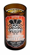 Beer Scented Candle  Amber Lager