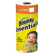 Bounty Essentials Paper Towels, 40 Sheets/Roll, 30 Rolls/Carton FREE SHIPPING