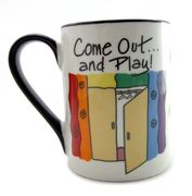 Come Out and Play  Ceramic Mug