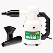 Data Vac Electric Duster Cleaner, Replaces Canned Air, Powerful and Easy to Blow Dust Off
