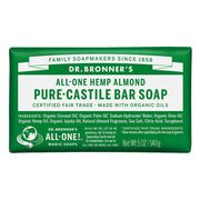 Dr. Bronner's Organic Pure Castile Bar Soap 5oz  ALMOND