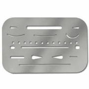Eraser Shield Stainless Steel
