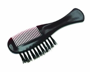 Gold-Dachs Moustache Comb Brush Combo