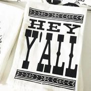 Hey Y'all Cotton Kitchen Towel  28 x 29