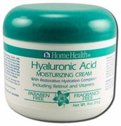 Home Health Skin Care Hyaluronic Acid Cream 4 oz