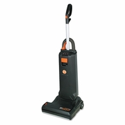 "Hoover Commercial Insight Bagged Upright, 15"" Cleaning Path, 10 A, 20lb, Black    FREE SHIPPING"