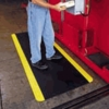 Industrial Deck Plate Anti-Fatigue Mat 3' x 5'