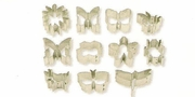 Insects & Flowers Cookie Cutter Set