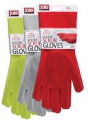 Joie Silicone Scrub Gloves, 1 Pair