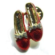 Lapel Pin Ruby Slippers