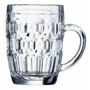 Luminarc Britannia   Glass Mug 20oz