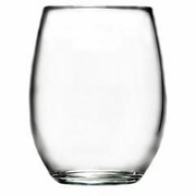 Luminarc Perfection Stemless Wine Tumbler 9oz   12pc