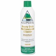 Misty Aspire Heavy-Duty Multipurpose Cleaner, Lemon Scent, 16oz Aerosol