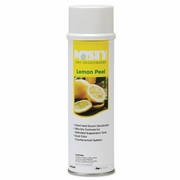 Misty Handheld Dry Air Deodorizer Lemon Peel, 10oz Aerosol