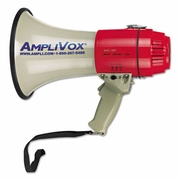 MityMeg Plus   Megaphone 25W with Handheld Microphone by AmpliVox