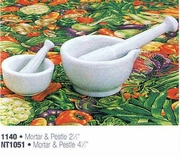 Mortar and Pestle Round