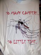 "Mosquito T ""So Many Campers...."