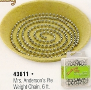 Mrs.Anderson's Pie Weight Chain