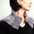 Neck and Shoulder Wrap  Aromatherapy Hot or Cold Wrap   Charcoal