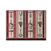 Vin Rouge Tempered Glass Cutting Board