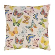 Bright Butterflies Decorative Throw Pillow