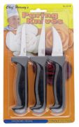 Chef Harvey Paring Knife, Set of 3