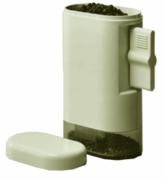 PepperMate™ Pepper Mill White