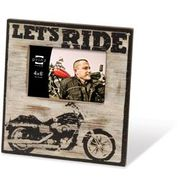 Picture Frames Motorcycle Theme