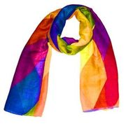 Rainbow Gay Pride Fashion Scarf