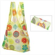 Reusable Tote Flower Power