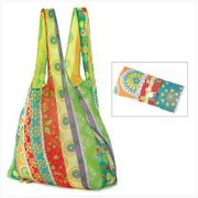 Reuseable Tote Country Floral