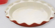 Rose's Mini Pie Plate Fluted Edge 7""